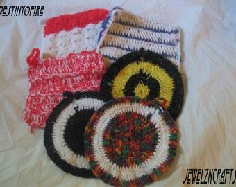 Crochet handmade Potholders