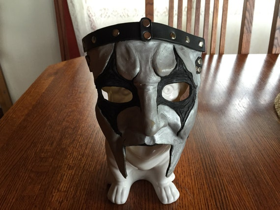 Items similar to AHIG/Ozzfest - Jim Root Slipknot Mask on Etsy