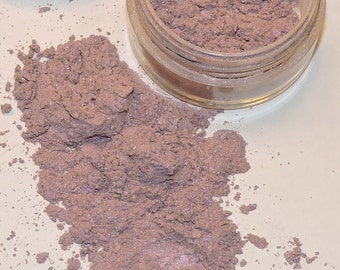 Lilac Mineral Eyeshadow - Vegan, Cruelty-free, All-Natural Mineral Makeup - Purple Eyeshadow
