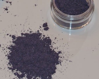 Purple People Eater Mineral Eyeshadow - All Natural, Vegan, Cruelty Free Makeup - Purple Eyeshadow