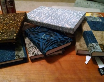 Custom made Sketchbooks and Journals