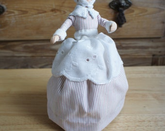 Handmade Emily Maid Dolls House Scale Model Miniature 1:12th Scale