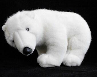 Vintage POLAR BEAR Plush Doll – Douglas Co. Cuddle Toys