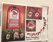 Daisy Kingdom Christmas Banner Kit