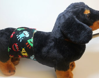 Lil Monsters Dog Belly Band