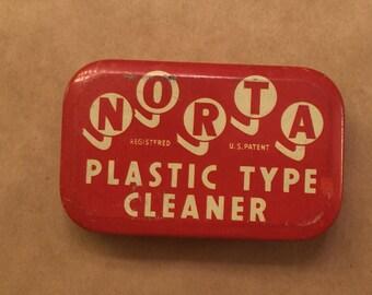 Norta Plastic Type Cleaner