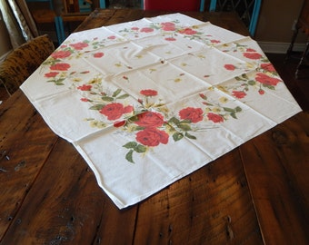 Tablecloth: Catsup & Mustard