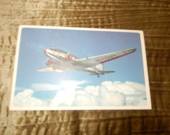 AMERICAN AIRLINES POSTCARD