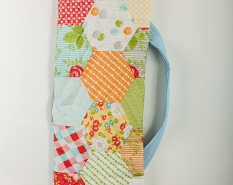Yoga Bag Octagonal Quilted