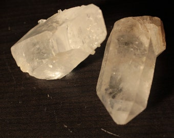 Magically Charged Quartz Crystals