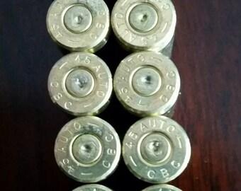 10 x 45 ACP pistol bullet **UK SELLER, free postage**