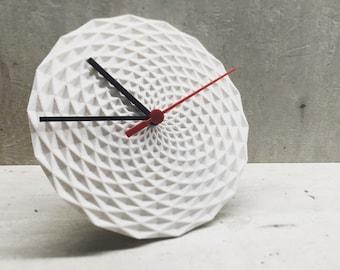 3D Printed Fibonacci Clock - Wall and Standing