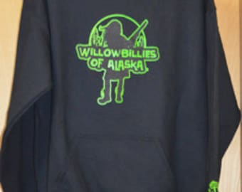 Willowbillies of Alaska Hoodie