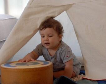 Children's Wigwam Tipi Teepee Play Tent אוהל אינדיאני