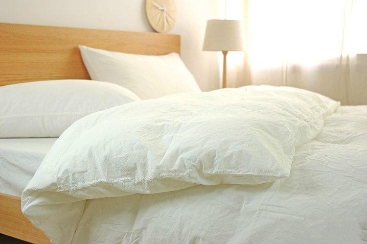 Off White Linen Duvet Cover Made Of 100% Ultra Soft Linen, White Bedding,  Queen Duvet Cover, King Duvet Cover, Linen Bedding