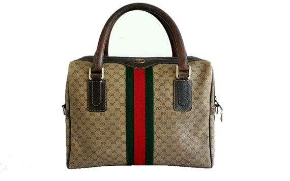 gucci borsa bag bauletto originale doctor boston by modaeterna. Black Bedroom Furniture Sets. Home Design Ideas