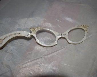 Vintage Cat's Eye Reading Glasses