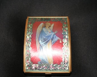 angel jewelry/trinket box