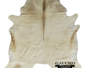 light beige champagne cowhide rug premium natural u0026 high quality cow hide