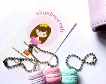 Macaron Clay Charm - ShaeBooCraft