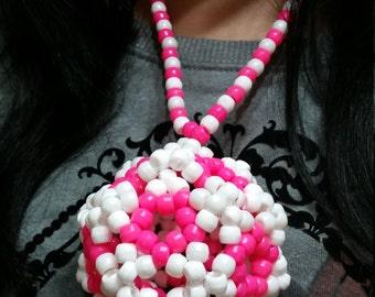 Kandi Star Ball Necklace