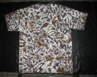 Camoflage matrix t-shirt