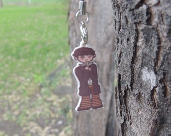 Second Doctor Charm