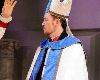 Bishop Vestments-Cope & Mitre