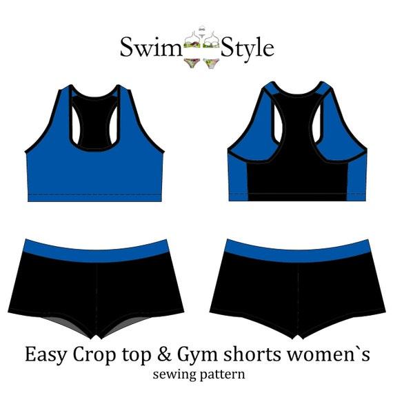 Swim Style sports bra
