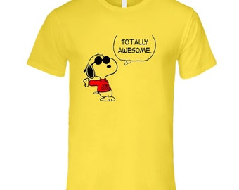 Snoopy Cool T Shirt