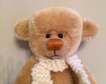 Caspar - OOAK Mohair Bear by BellaButton