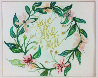 Wedding/Save The Date prints