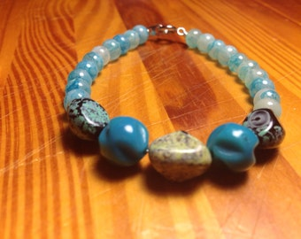 Turquoise Colored Bracelet