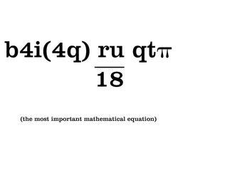 Math Pick-Up Line