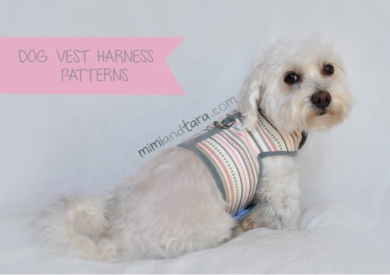 Il Xn Rvbi on Tutorial Dog Harness Pattern