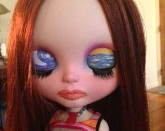 "OOAK Custom Blythe Doll ""Rachel"""