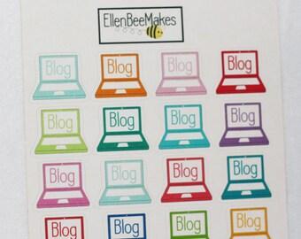 Blog/Work/Laptop Stickers