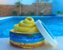 Simply Serene Hawaiin Bliss Coconut and Mango Body Butter 6 oz