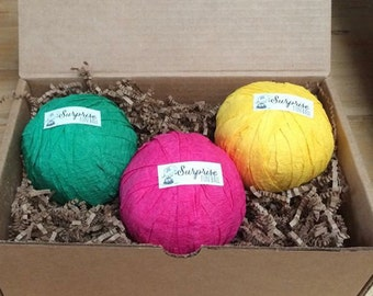 Surprise Ball - 3 Pack