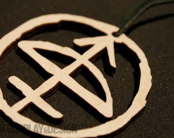 Supernatural Ornament - Back Home Sigil
