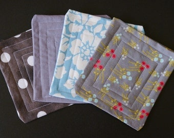 Quilted Coasters- set of 4