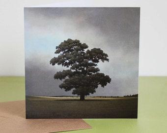 Hinterland - Tree card
