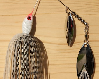 The Holy Shad Spinnerbait Fishing Lure