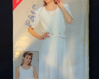 See & Sew 5512 Misses Jacket and Dress Pattern