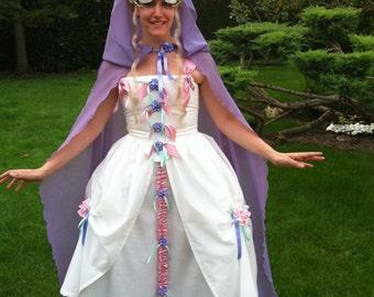 Rococo Versailles prom dress