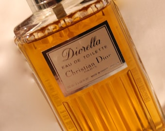 Vintage Diorella (Original Version!) EDT 3.4FL.OZ. NEW Tester Bottle