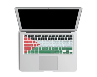 The Original Palestine Keyboard Cover
