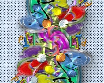 LAJT'd - Colours