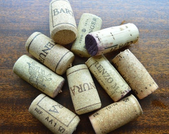 25 Red and White Wine Corks