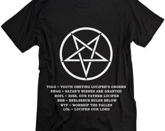 Satan's Slang Tshirt